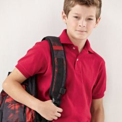 Budget Back To School Youth Ecosmart® Jersey Sport Shirt Thumbnail