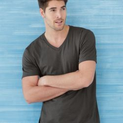 Unisex Softstyle V-Neck T-Shirt Thumbnail