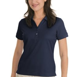 NIKE Ladies Dri FIT Classic Polo Thumbnail