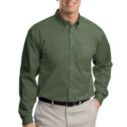 Port Authority S608 Long Sleeve Easy Care Shirt Thumbnail