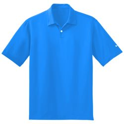 NIKE Dri FIT Pebble Texture Polo Thumbnail