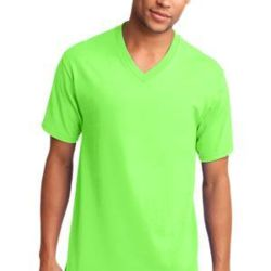 Core Cotton V Neck Tee Thumbnail