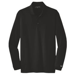 NIKE Tall Long Sleeve Dri FIT Stretch Tech Polo Thumbnail