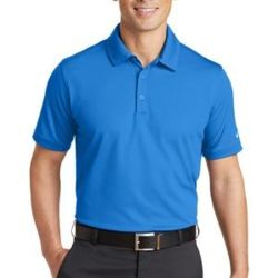 NIKE Dri FIT Solid Icon Pique Modern Fit Polo Thumbnail