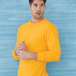 Heavy Cotton Long Sleeve T-Shirt SALE PRICING Thumbnail