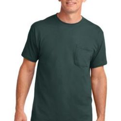 Core Cotton Pocket Tee Thumbnail
