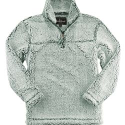 Unisex Sherpa Quarter-Zip Pullover Thumbnail