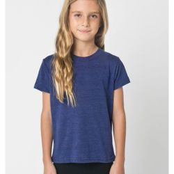 American Apparel Toddler Tri-Blend Short Sleeve T-Shirt Thumbnail