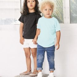 Bella + Canvas Toddler Triblend Short Sleeve Tee Thumbnail