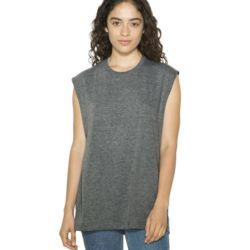 American Apparel Unisex Tri-Blend Muscle T-Shirt Thumbnail