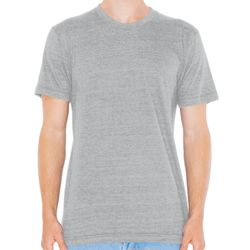 American Apparel Triblend Track T-Shirt - USA Made Thumbnail