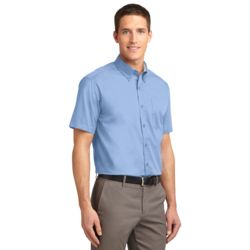 S508 Short Sleeve Easy Care Shirt As Low As $18.95 Embroidered Thumbnail
