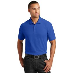 Port Authority Core Classic Pique Polo K100 As Low As $12.95 Embroidered Thumbnail