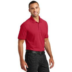 Tall Core Classic Pique Polo As Low As $13.60 Embroidered Thumbnail