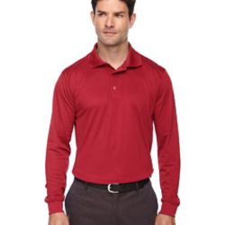 Men's Eperformance™ Snag Protection Long-Sleeve Polo 85111 by Ash City Thumbnail