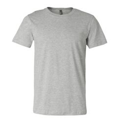 Unisex Short Sleeve Heather Jersey Tee SALE PRICING Thumbnail