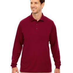 Men's Pinnacle Performance Long-Sleeve Piqué Polo 88192 Thumbnail
