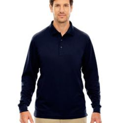 Men's Tall Pinnacle Performance Long-Sleeve Piqué Polo 88192T Thumbnail