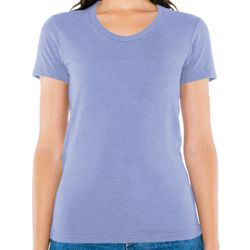 American Apparel Women's Triblend T-Shirt Thumbnail