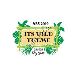 VBS jungle Theme Thumbnail