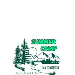 summer camp template Thumbnail